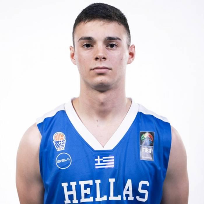 Photo de Zois Karampelas, saison 2019-2020