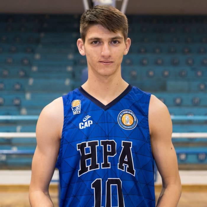 Photo of Giorgos Fillios, 2019-2020 season