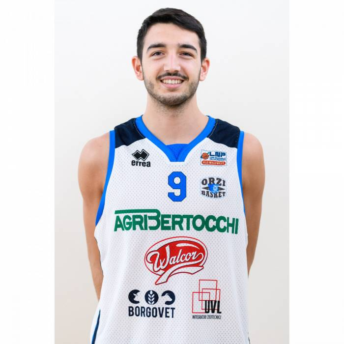 Photo of Lorenzo Varaschin, 2019-2020 season