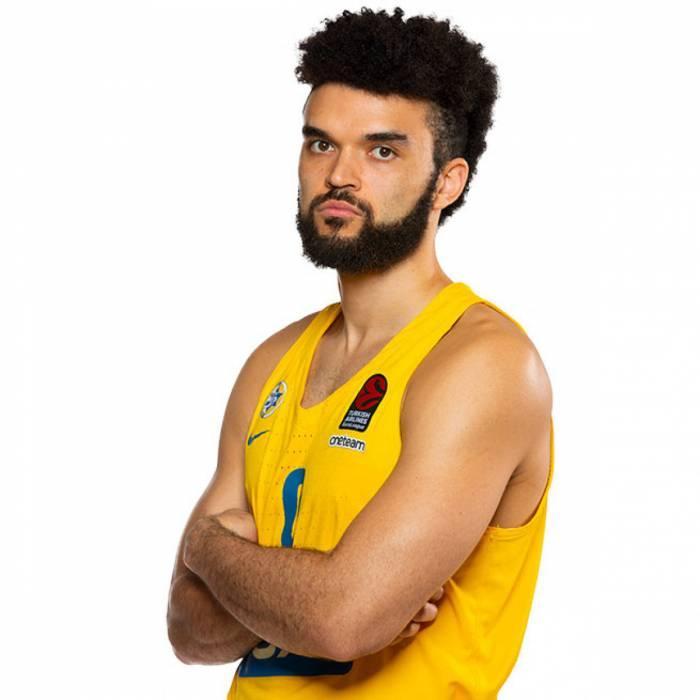 Foto de Elijah Bryant, temporada 2019-2020