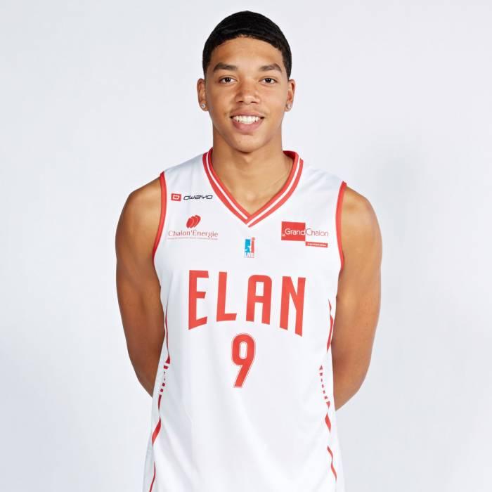 Photo of Maxime Galin, 2019-2020 season
