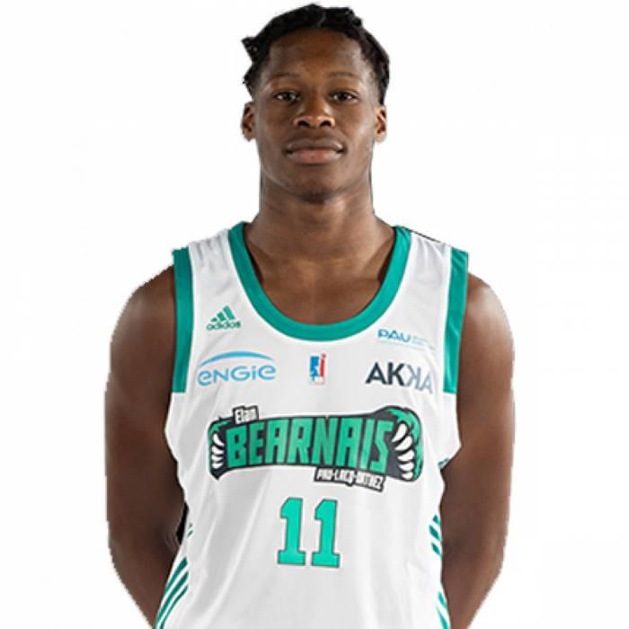 Photo of Gerald Ayayi, 2020-2021 season