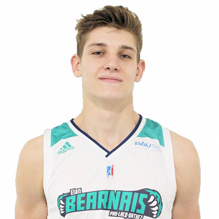 Photo of Clement Morel, 2019-2020 season
