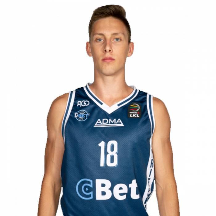 Photo of Ernestas Mankauskas, 2019-2020 season
