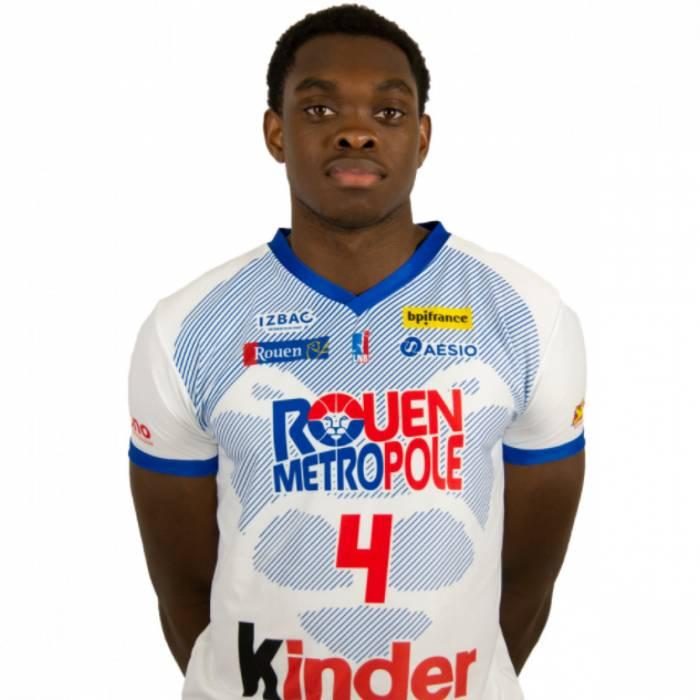 Photo de Marcus Gomis, saison 2020-2021