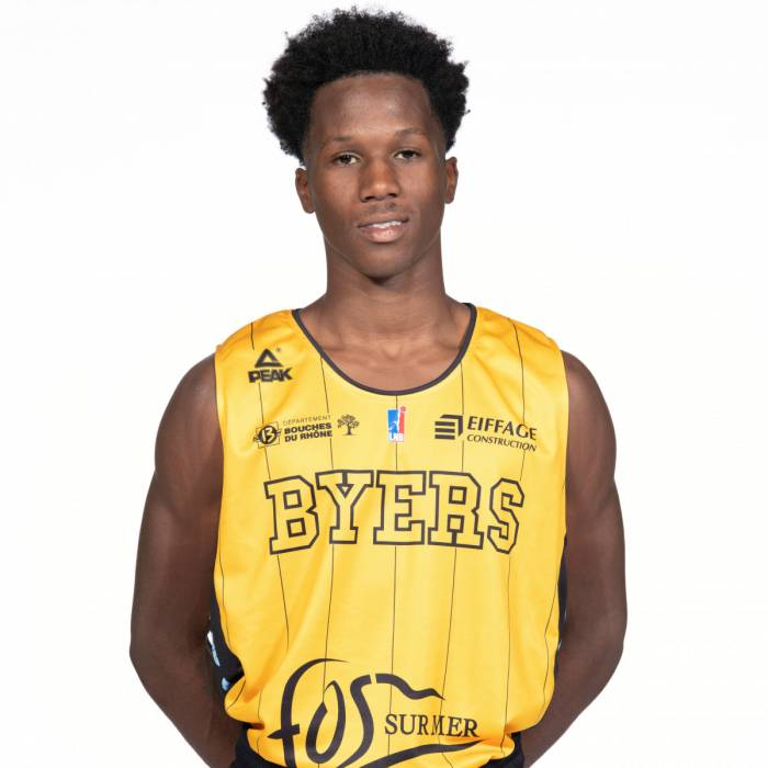 Photo of Dominick Bridgewaters, 2019-2020 season