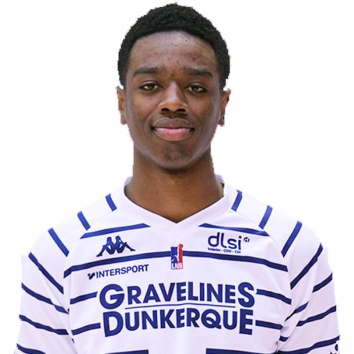 Photo of Fabien Damase, 2019-2020 season