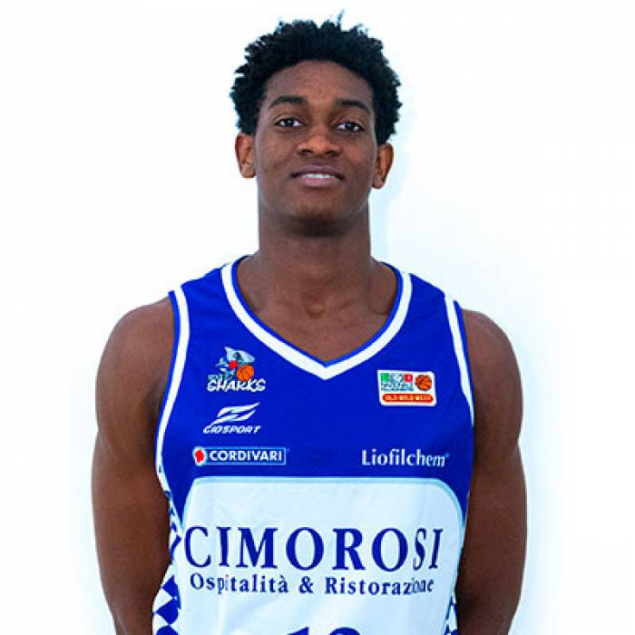 Photo of Paul Eboua, 2018-2019 season