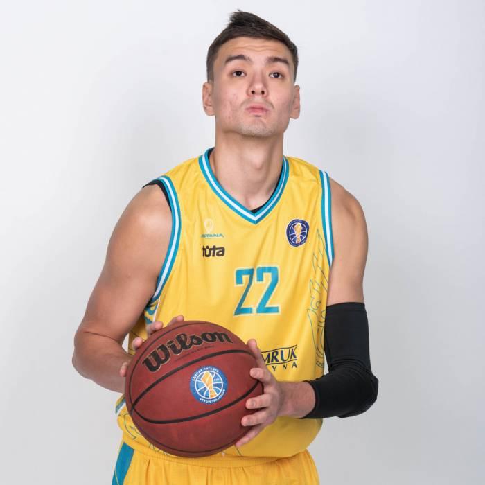 Photo of Askar Maidekin, 2019-2020 season