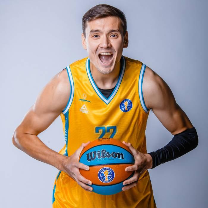 Photo of Askar Maidekin, 2020-2021 season