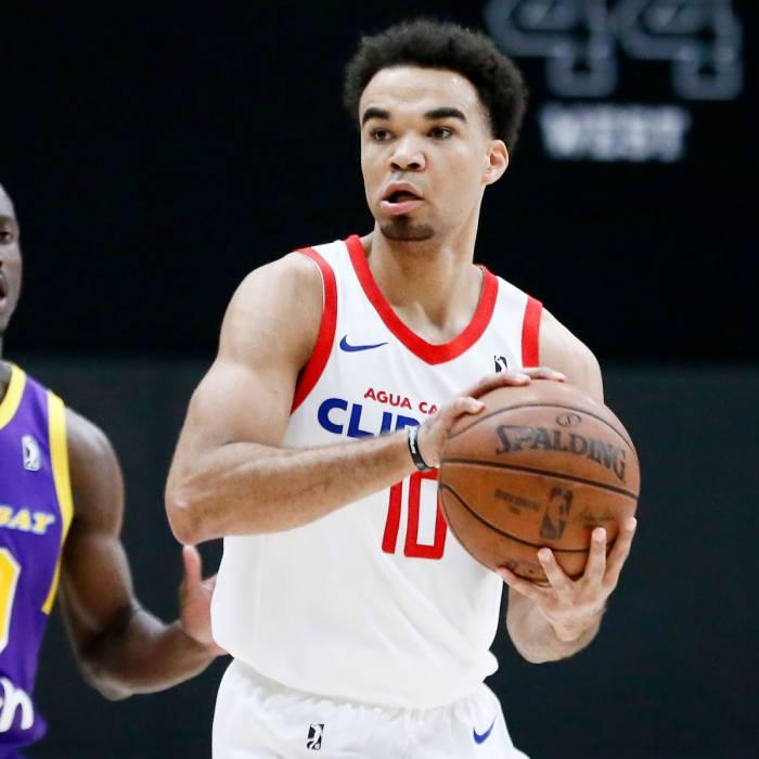 Photo of Jerome Robinson, 2018-2019 season