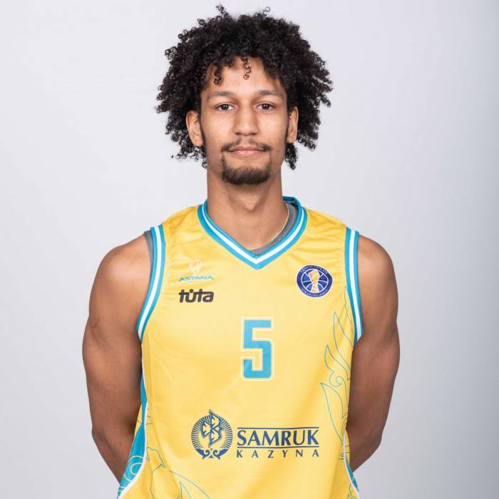 Photo of Jeremiah Hill, 2019-2020 season