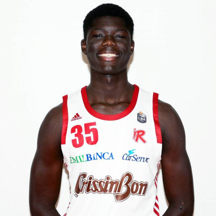 Photo of Mouhamet Diouf, 2019-2020 season
