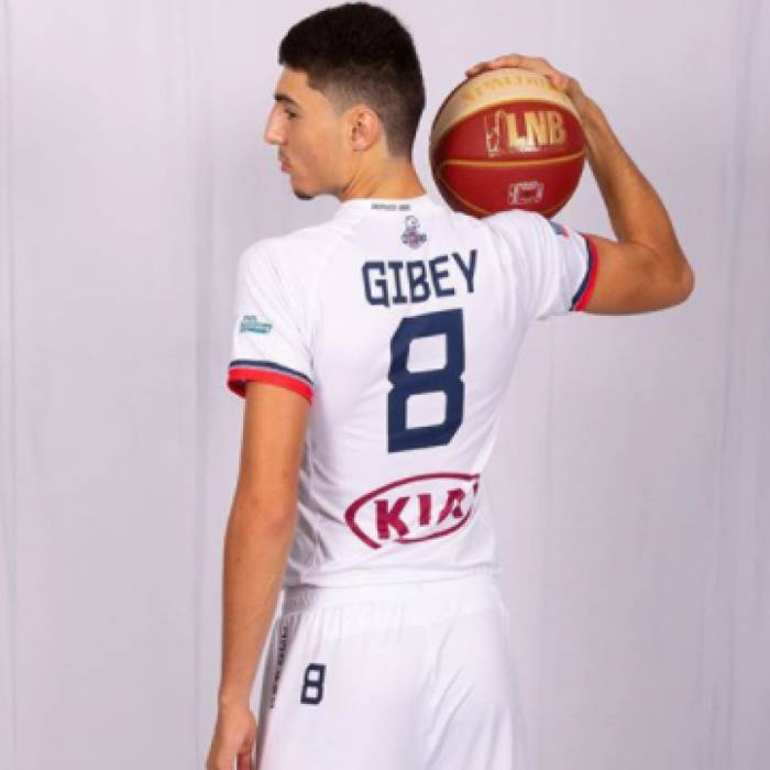 Photo de Louis Gibey, saison 2020-2021