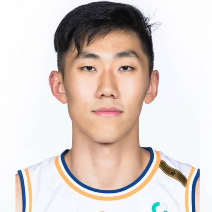 Photo of Xi Zhu, 2019-2020 season