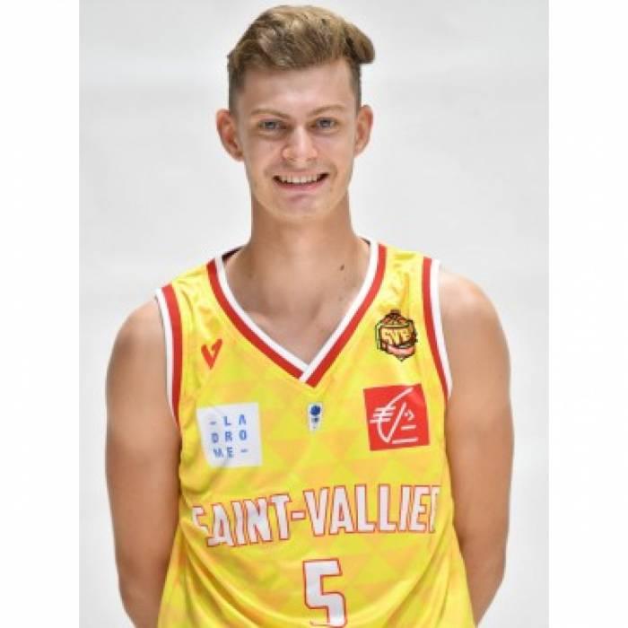 Photo de Quentin Coste, saison 2020-2021