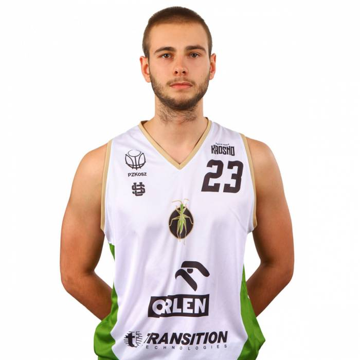 Photo of Norbert Ziolko, 2019-2020 season