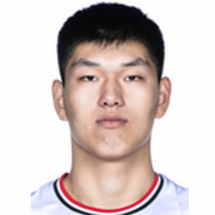 Photo of Chuanxing Liu, 2019-2020 season
