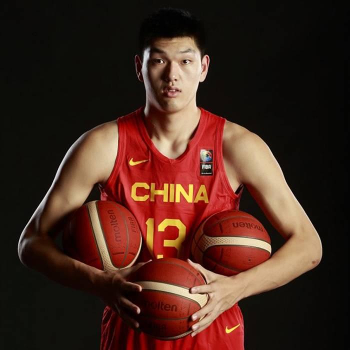 Photo of Chuanxing Liu, 2021-2022 season
