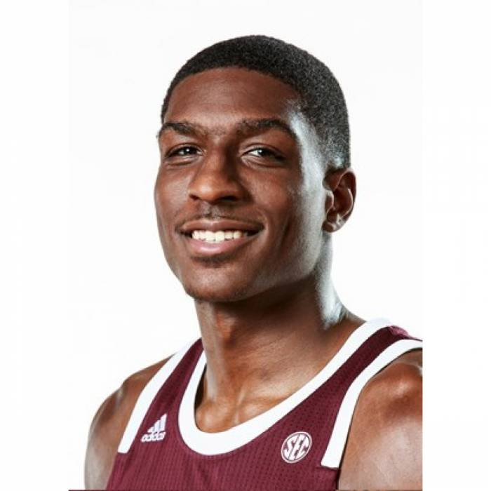 Photo of Reggie Perry, 2019-2020 season