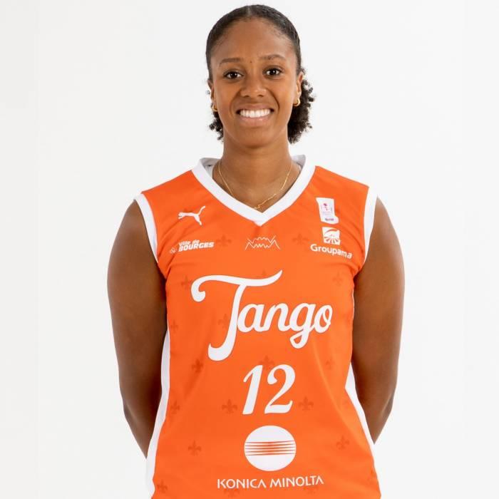 Photo of Iliana Rupert, 2021-2022 season