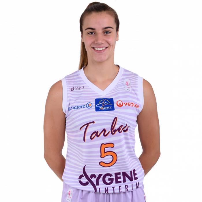 Photo of Marie Pardon, 2019-2020 season