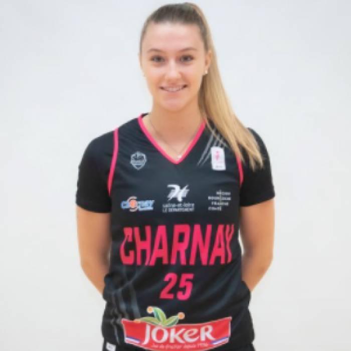 Foto de Coralie Chabrier, temporada 2020-2021