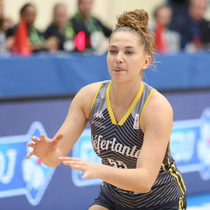 Photo of Lisa Dufon, 2019-2020 season