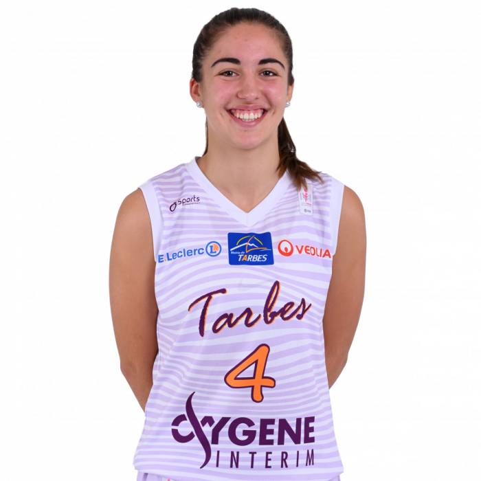 Photo of Marine Fauthoux, 2019-2020 season