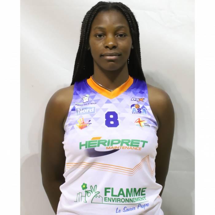 Photo de Blanche Mavambou, saison 2019-2020