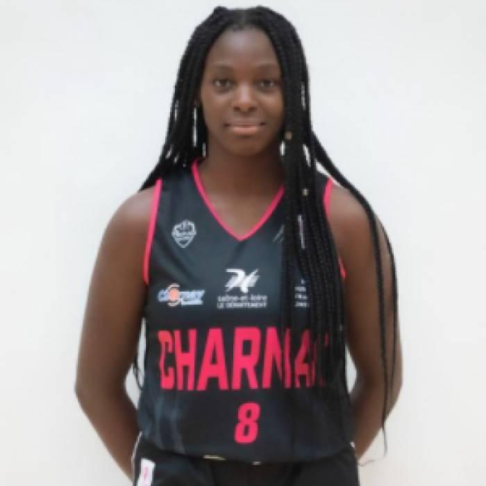 Photo de Blanche Mavambou, saison 2020-2021