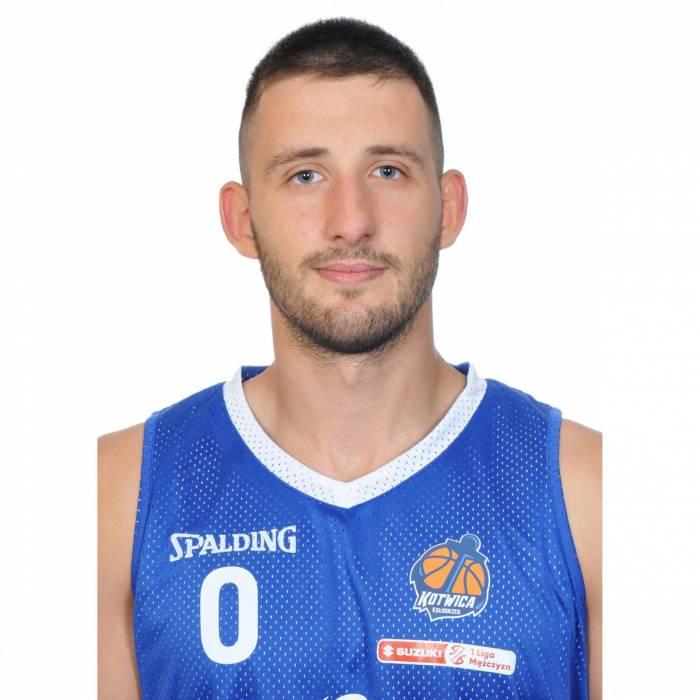 Photo of Hubert Kruszczynski, 2020-2021 season