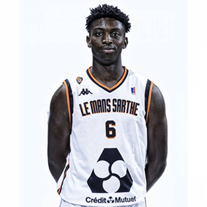 Photo de Axel Dossou, saison 2019-2020