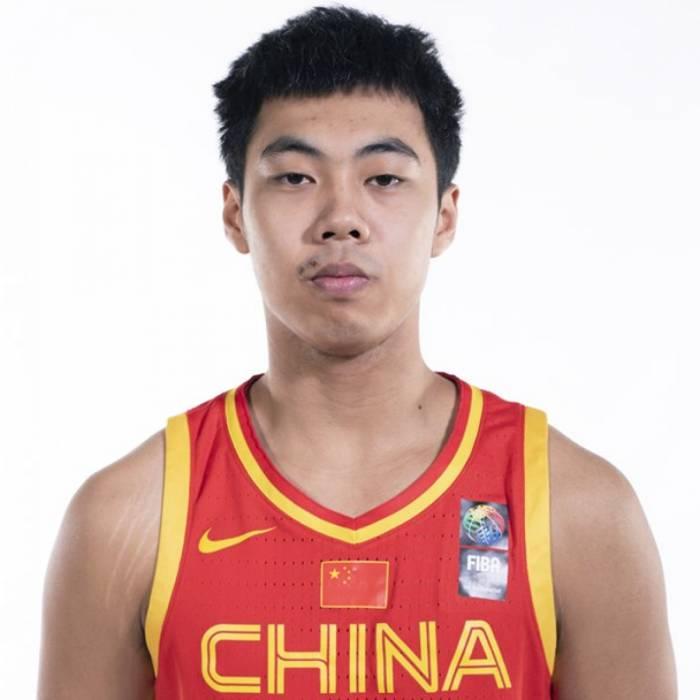 Photo of Ke Xu, 2018-2019 season