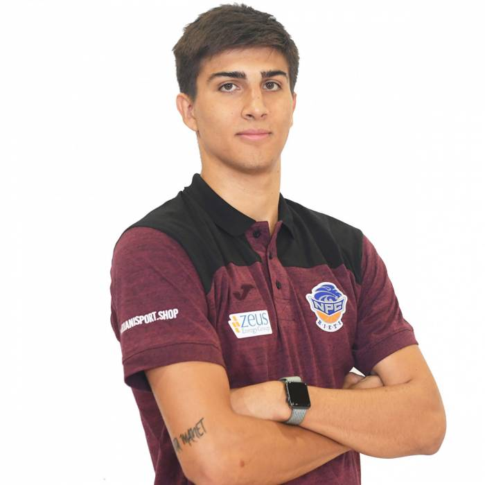 Photo of Niccolo Filoni, 2019-2020 season