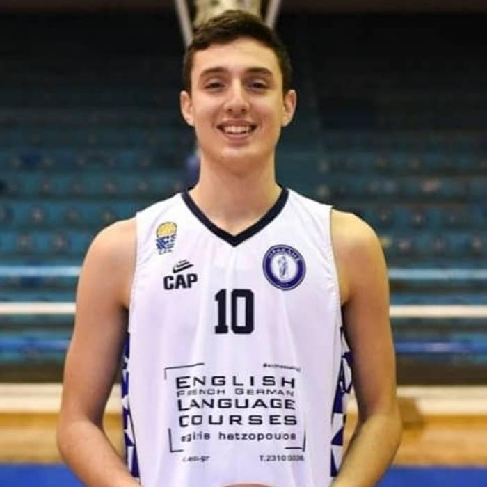 Photo of Georgios Petanidis, 2019-2020 season