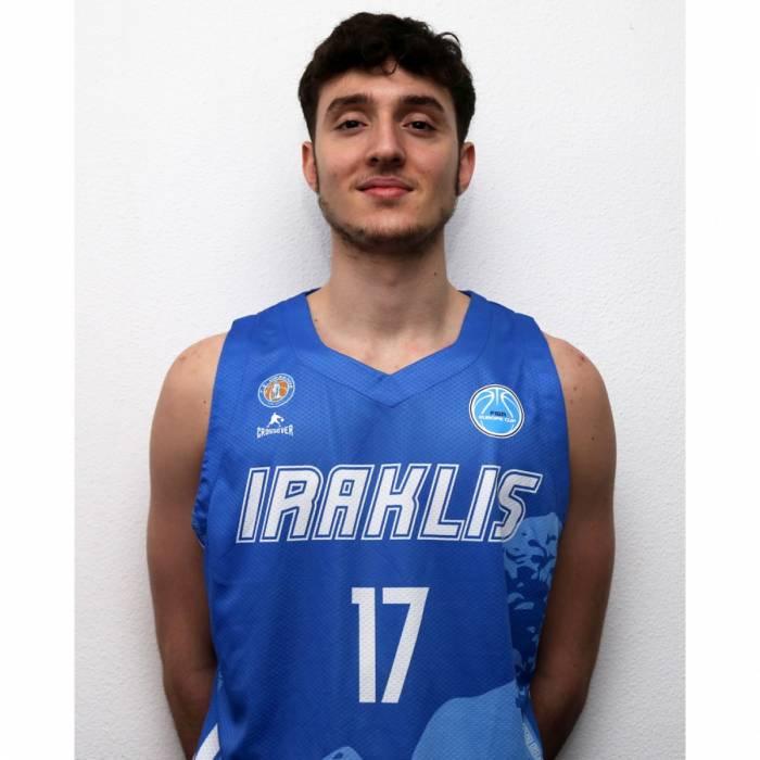 Photo of Georgios Petanidis, 2020-2021 season