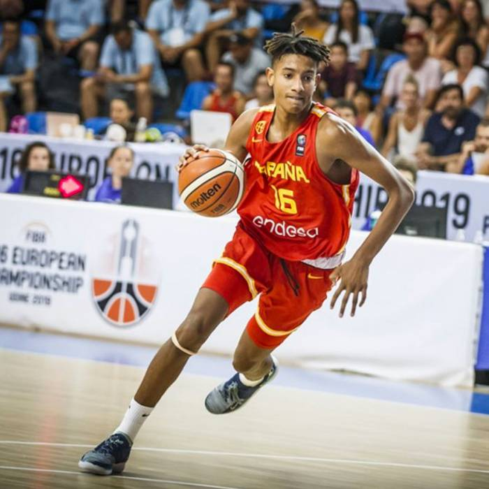 Photo of Michael Caicedo, 2019-2020 season