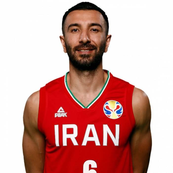 Photo of Hamed Hosseinzadeh, 2019-2020 season