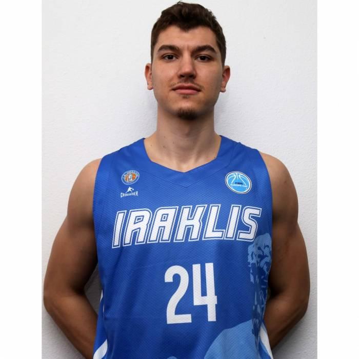 Photo of Giorgos Giouzelis, 2020-2021 season