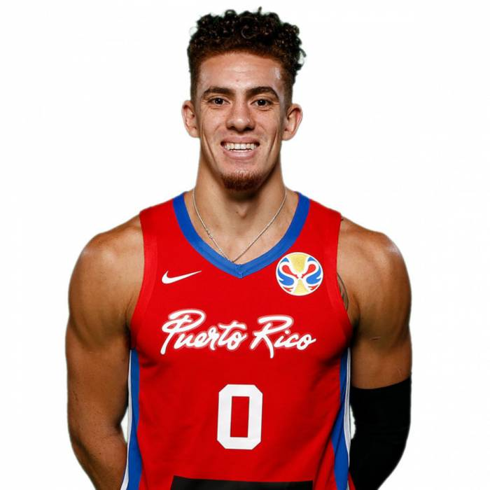 Photo de Isaiah Pineiro, saison 2019-2020