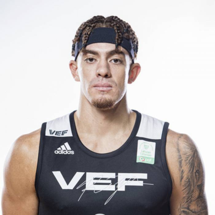 Photo de Isaiah Pineiro, saison 2020-2021