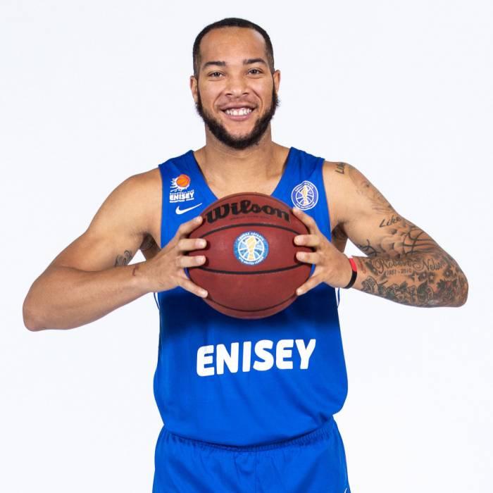 Photo de Davion Berry, saison 2019-2020