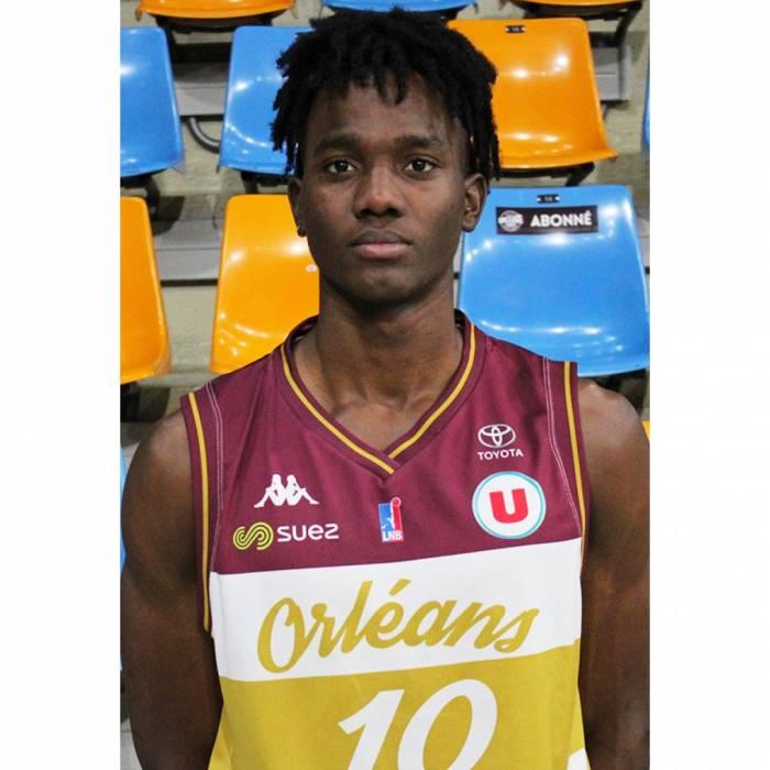 Photo de Jean-Fabrice Dossou, saison 2019-2020
