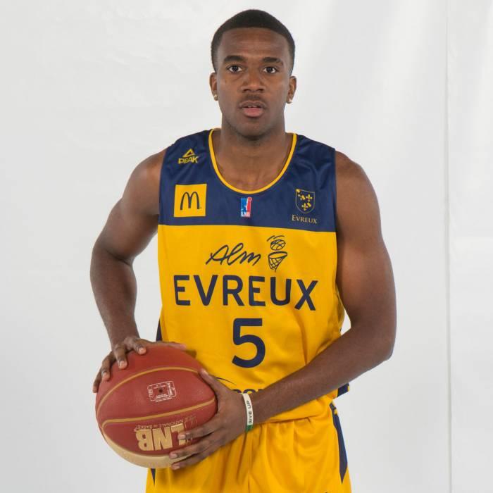 Photo de Anthony Andremont, saison 2019-2020