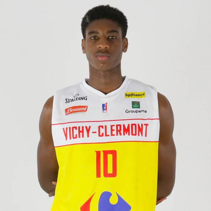 Photo de Mamadou Guisse, saison 2019-2020