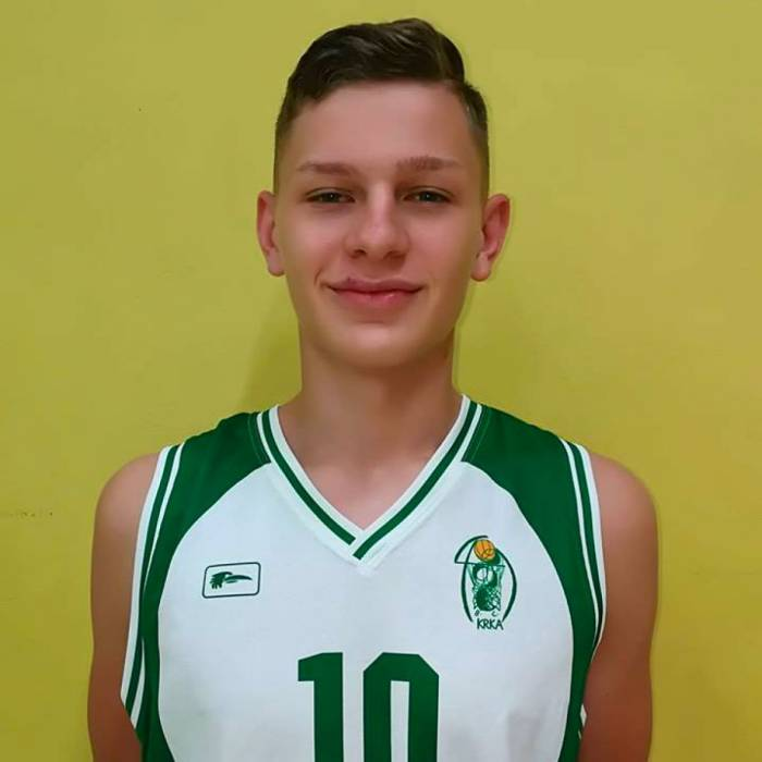 Foto di Luka Medved, stagione 2019-2020