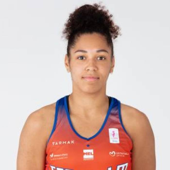 Photo of Janelle Salaun, 2020-2021 season