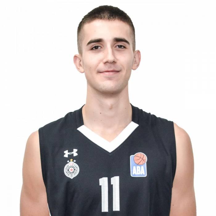 Photo de Dusan Miletic, saison 2019-2020
