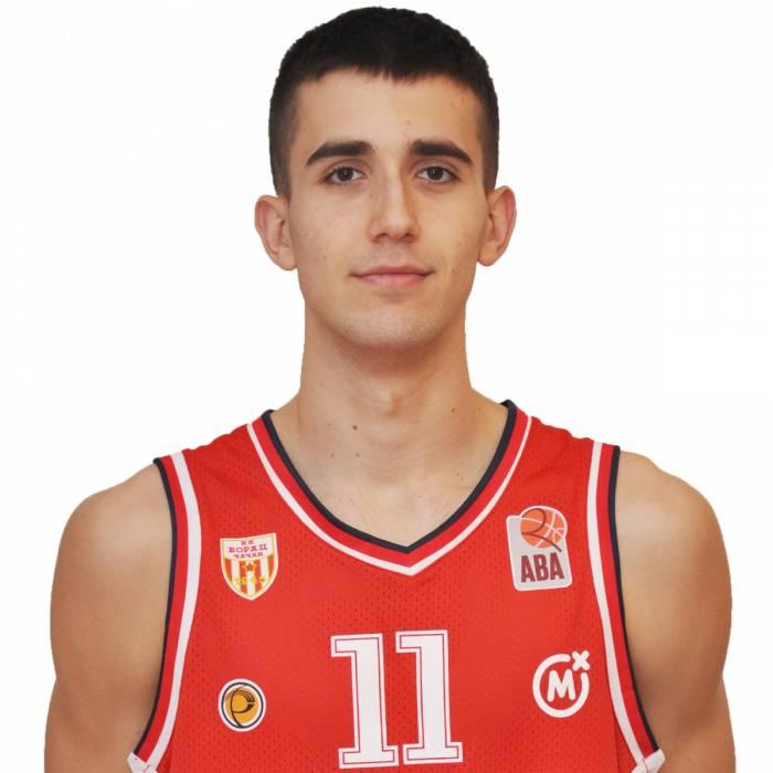 Photo de Dusan Miletic, saison 2020-2021